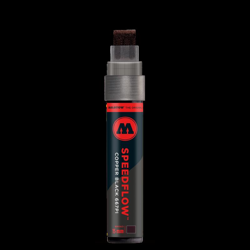 SPEEDFLOW™ 667PI  Marker 15 mm