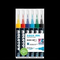 Aqua Ink Pump Softliner Basic-Set 1