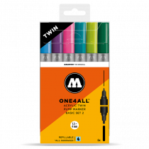 ONE4ALL™ ACRYLIC TWIN Basic-Set 2