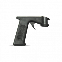 Spray can-Pistol grip