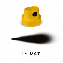 "Fat Cap ""Yellow"" (yellow/black)"