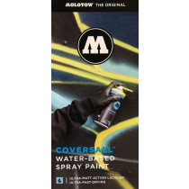 MOLOTOW™ COVERSALL WATER-BASED