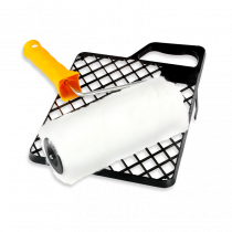 Paint Roller Set incl. paint grid