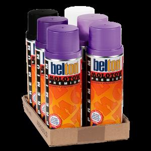 MOLOTOW™ PREMIUM Violet Pack