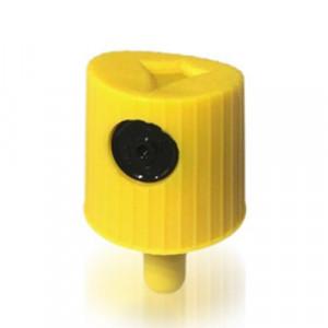 """Cap """"German Skinny"""" (yellow/black)"""